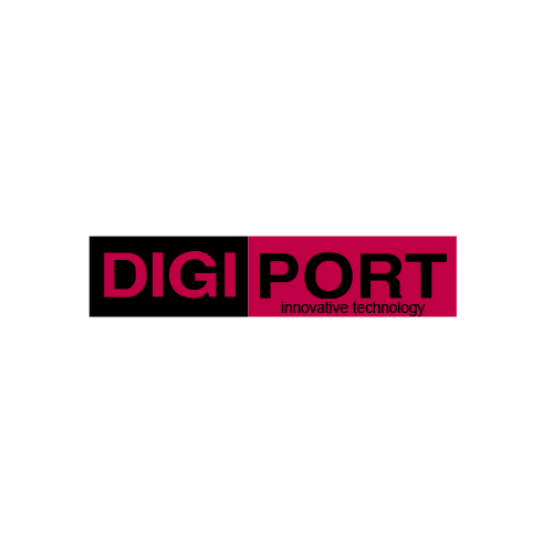 DIGIPORT Deutschland IT Logo